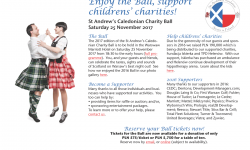 Reserve your seats for Warsaw's 2017 Caledonian Charity Ball