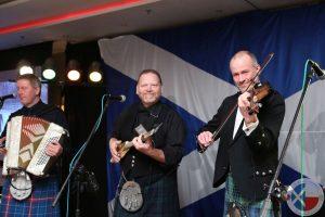 Scotia's Hardy Sons - David Vernon, Alistair McCulloch and Alex Hodgson